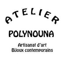 Nanou quelvennec atelier polynouna argile polymere normandie france logo